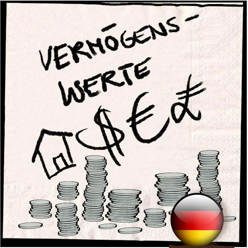 """Serviette 03 – Wie man als """"normaler"""" Freelancer finanziell unabhängig wird!"""